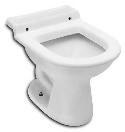 Assento Almofadado Calypso Branco  Tcp/K Para Incepa