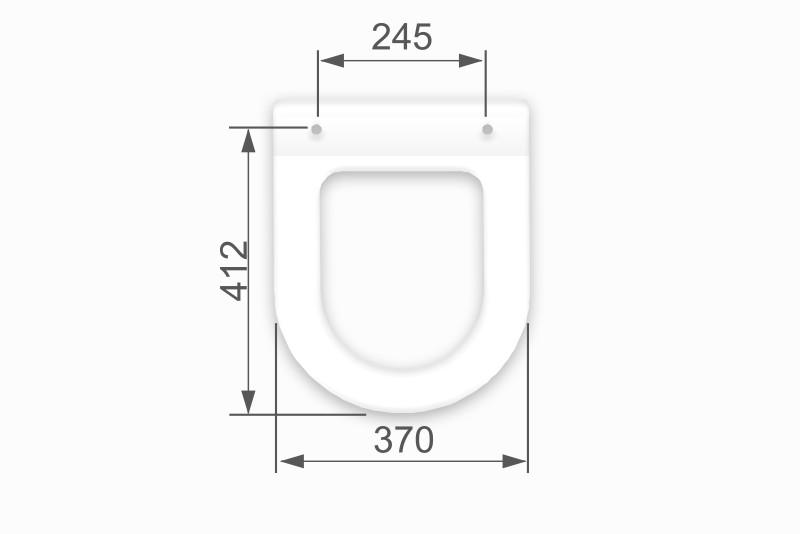 Assento Almofadado Calypso Cinza Claro Tcp/K Para Incepa