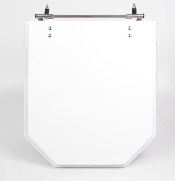 Assento  Atrium Poliéster/Acrílico para Incepa.