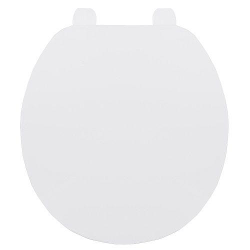 Assento Carina / Oriane / Oval Convencional BRANCO Tupan - DURAGARD - PP -  para Louça Ideal Standard