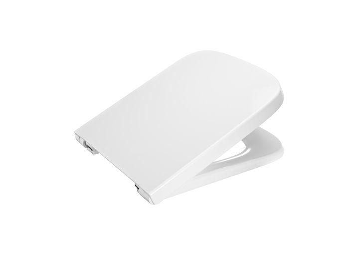 Assento DAMA - N   ORIGINAL ROCA Branco Termofixo com fechamento suave