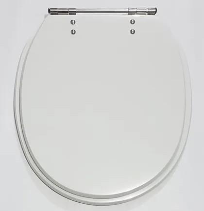 Assento De Ville Poliéster/Acrílico para Deca.