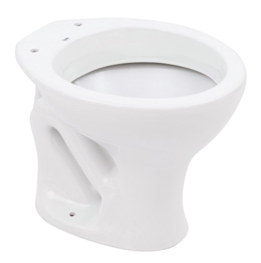 Assento Eco Plus / Oval Convencional BRANCO Tupan - DURAGARD - PP -  para Louça Celite