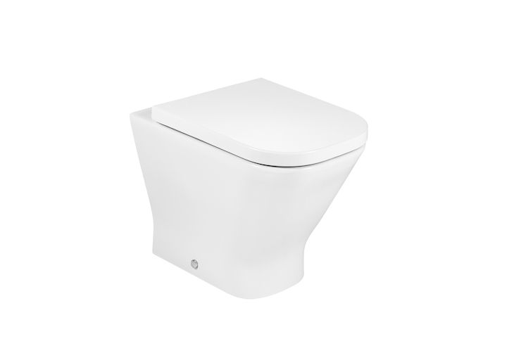 Assento GAP ORIGINAL ROCA Branco Termofixo com fechamento suave