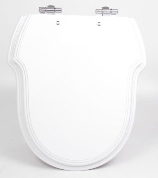 Assento Hampton Laqueado Luxo para Incepa.
