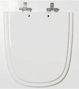 Assento Ibiza Branco Laqueado (Incepa).