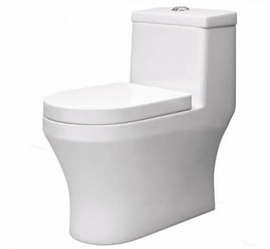 Assento INÍQUA Tupan PP Branco; SERVE para a Louça Iníqua da Eternit.