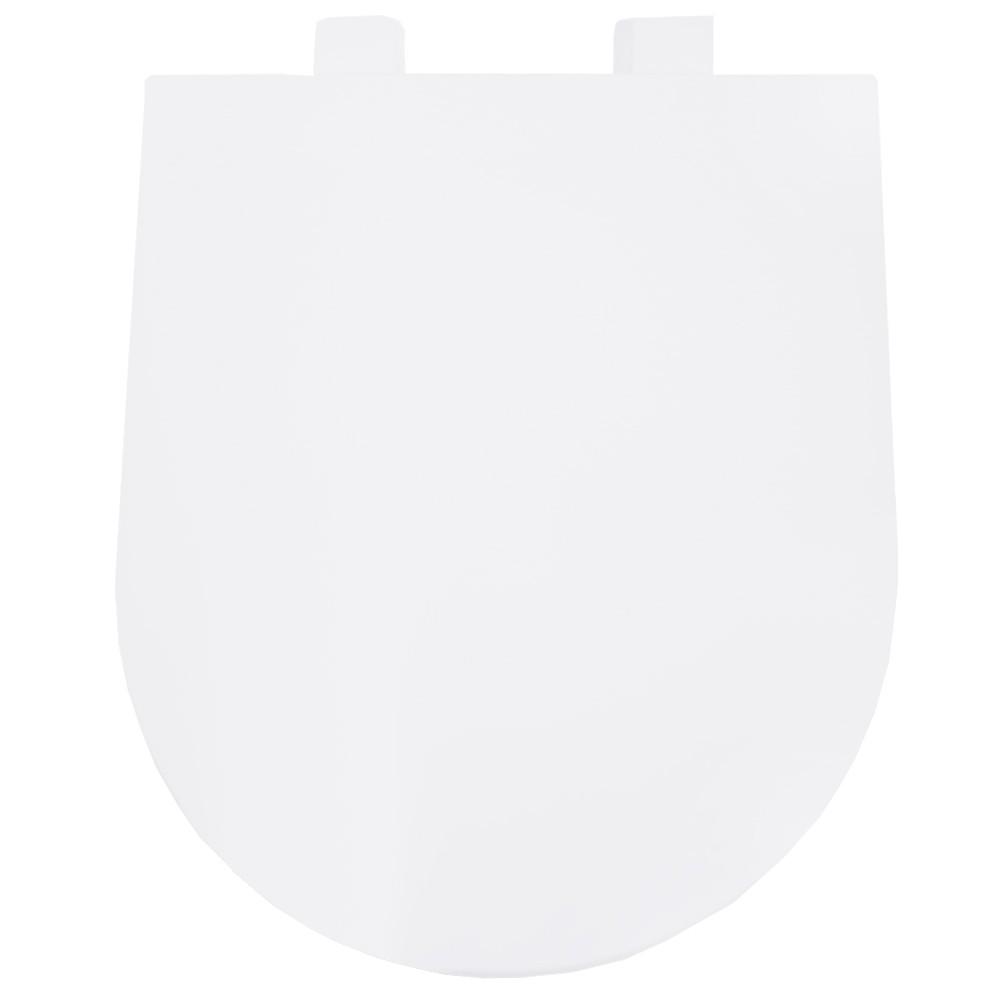 Assento INÍQUA Tupan SOFT-CLOSE Branco COM FECHAMENTO SUAVE; SERVE para a Louça Iníqua da Eternit.