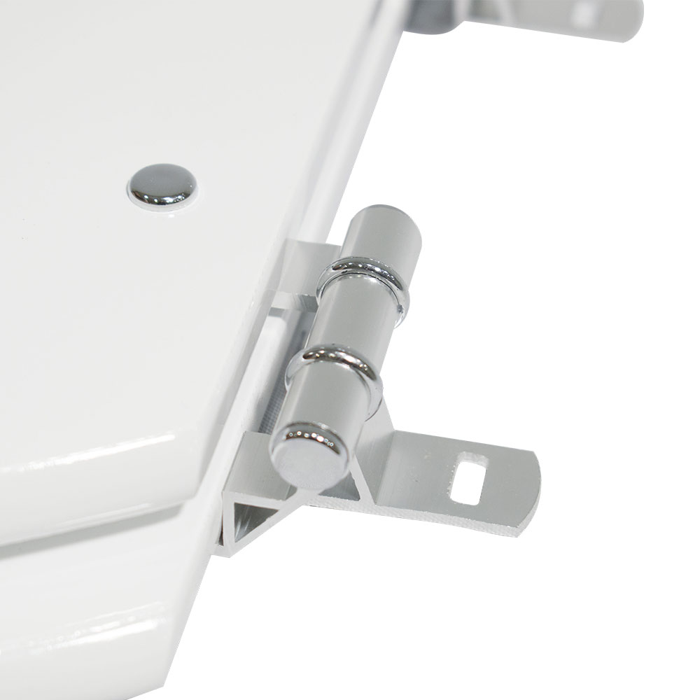 Assento Laqueado Carina / Oval Convencional para Ideal Standard.