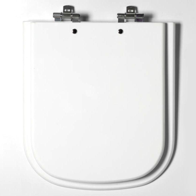 Assento Laqueado Quadra / Axis / Piano / Polo / Unic para Deca