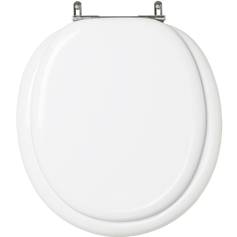 Assento Loren Way Oval Convencional - Lorenzetti  - Almofadado LUXO ou SUPER LUXO