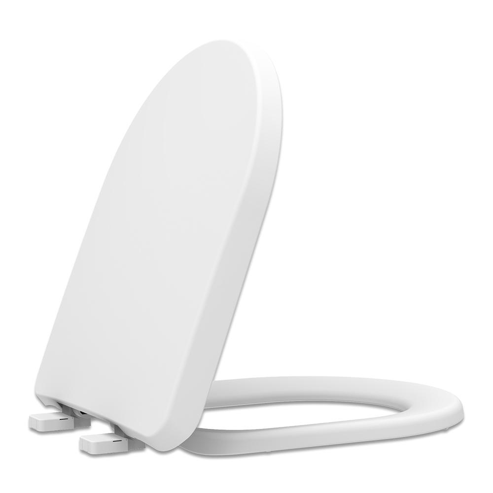 Assento Luna SOFT-CLOSE Branco Tupan PP -  com Fechamento Suave para Louça Icasa