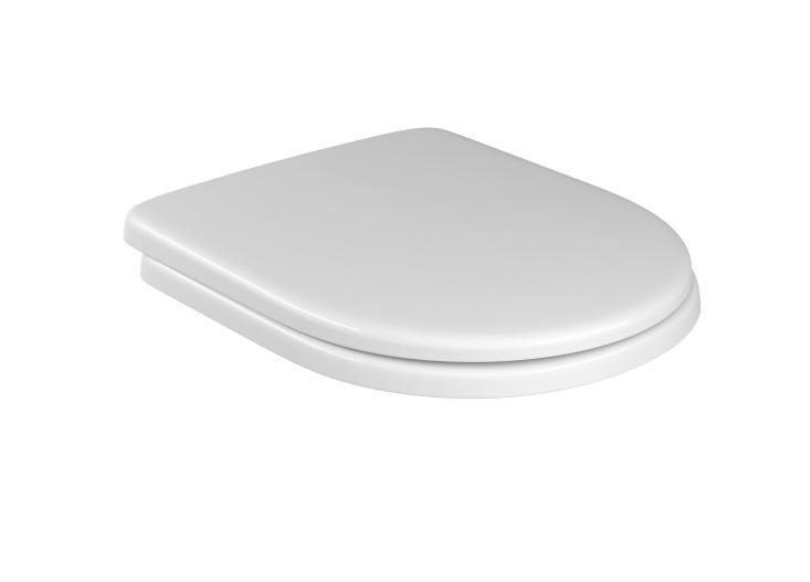 Assento Plástico Nuova- AP.60 - DECA  com Fechamento Comum Para Louça Deca. ORIGINAL DECA