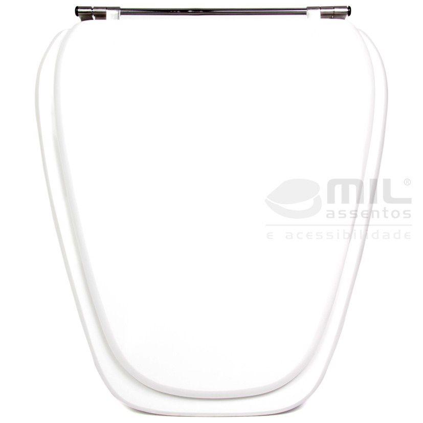 Assento Plaza Laqueado / Laminado Luxo para Ideal Standard.