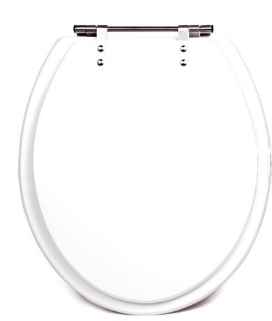 Assento Poliéster/Acrílico Flamingo / Oval Convencional para Incepa.