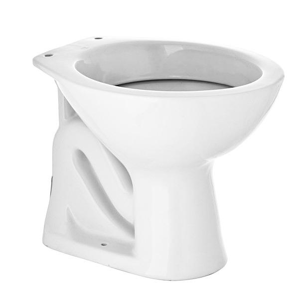 Assento Poliéster/Acrílico Izy / Oval Convencional para Deca