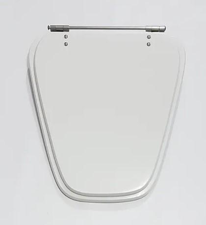 Assento Poliéster/Acrílico Plaza para Louça Ideal Standard