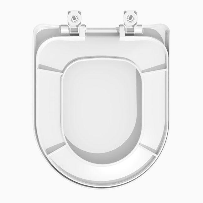 Assento LUNA SOFT-CLOSE Branco Tupan PP -  e/ou LUNA SPECIALE com Fechamento Suave para Louça Icasa