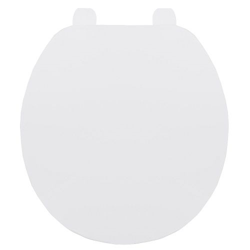 Assento PP  Azaléia / Saveiro / Clássica / Eco / Líro / Oval Convencional BRANCO Tupan para Louça Celite