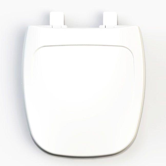 Assento Soft-Close Avant / Avant Plus Tupan PP para Louça Incepa com Fechamento Suave