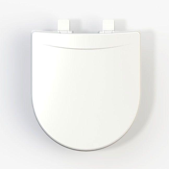 Assento RIVIERA SOFT-CLOSE e/ou RIVIERA PLUS Tupan PP para Louça Celite com Fechamento Suave