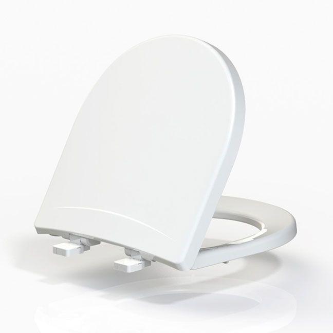 Assento NEXO Branco Tupan PP para Louça Roca