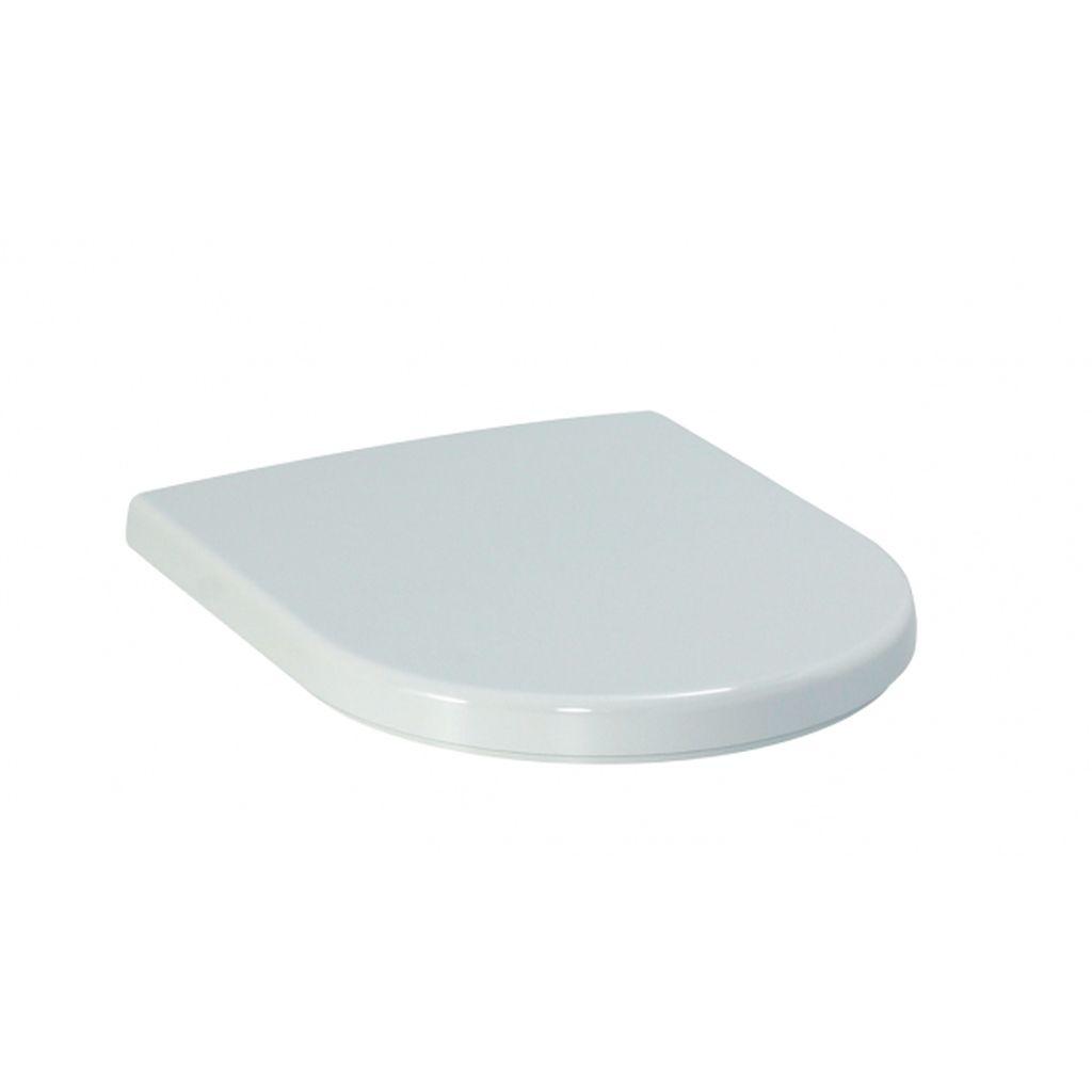 Assento PRO ORIGINAL LAUFEN / ROCA Branco Termofixo com fechamento suave