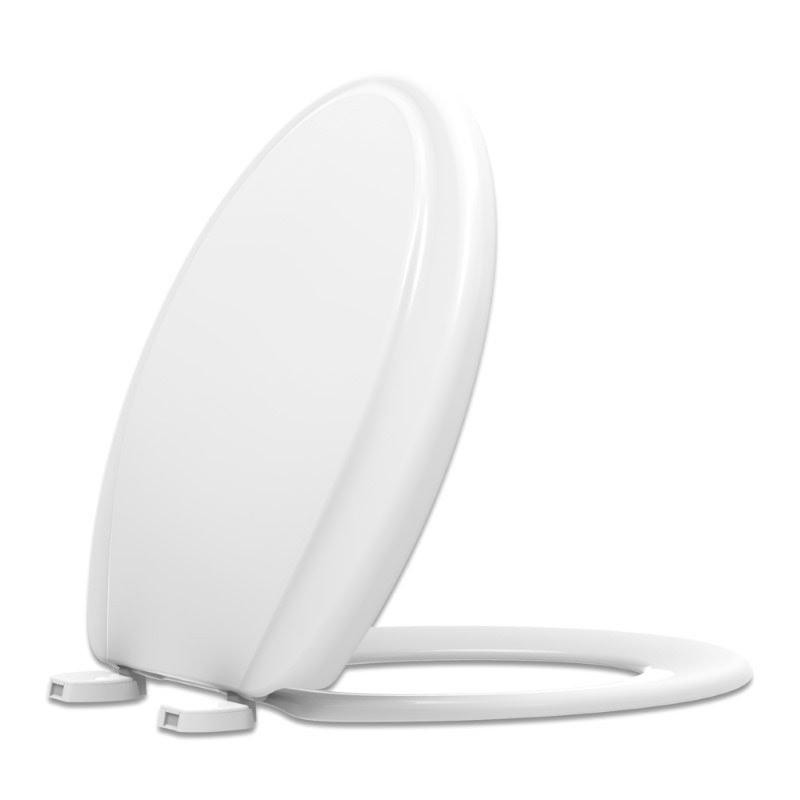 Assento Izy Branco em Polipropileno Exportação Plus Para Bacia Izy Conforto - P115