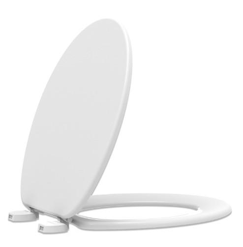 Assento Izy Branco em Polipropileno Para Bacia Izy Conforto - P115