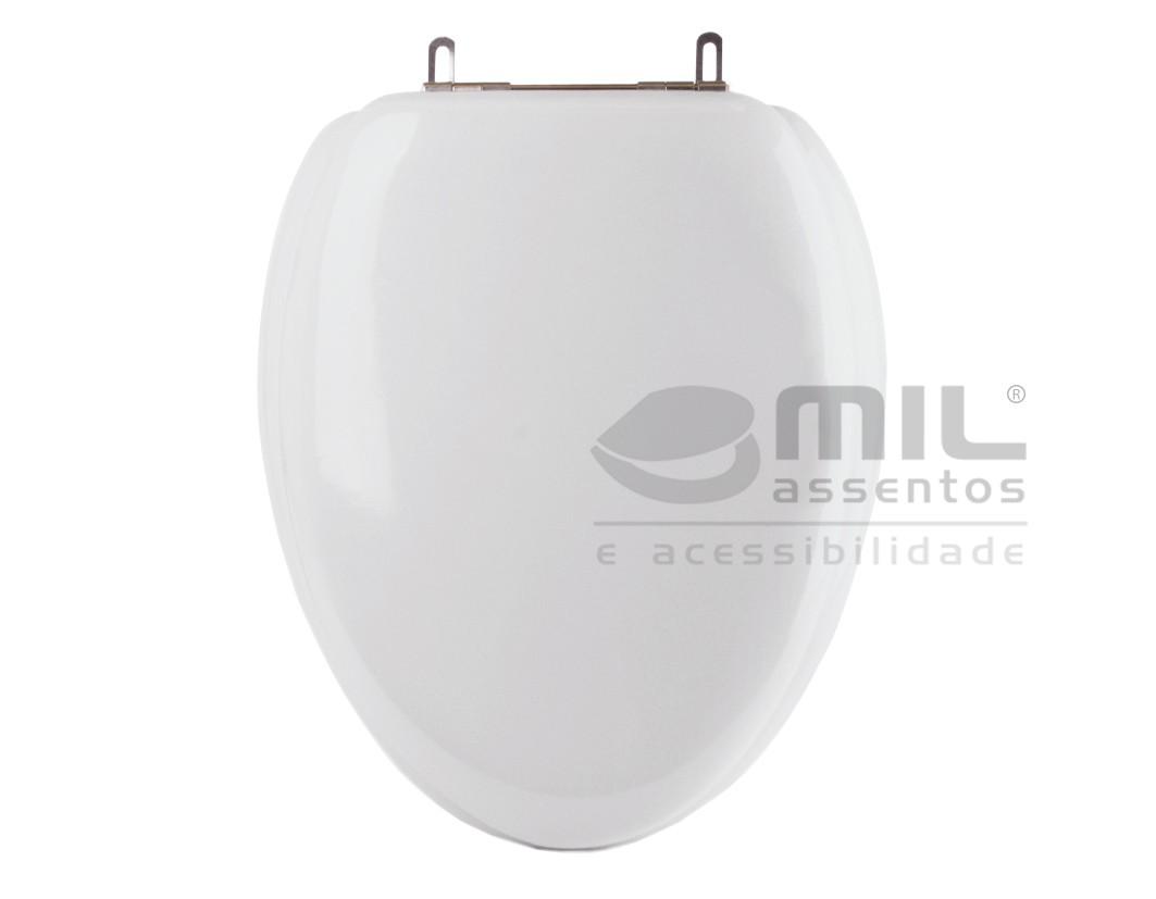 Assento Sanitário Absolute para  louça Ideal Standard - Almofadado LUXO ou SUPER LUXO