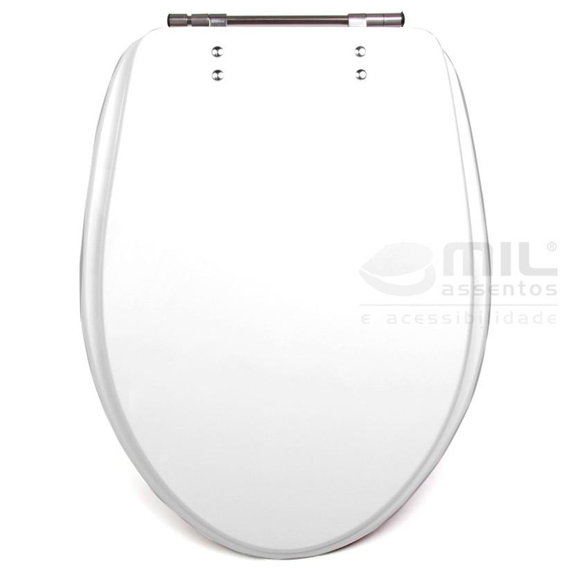 Assento Sanitário Absolute para Louça Ideal Standard em Poliester