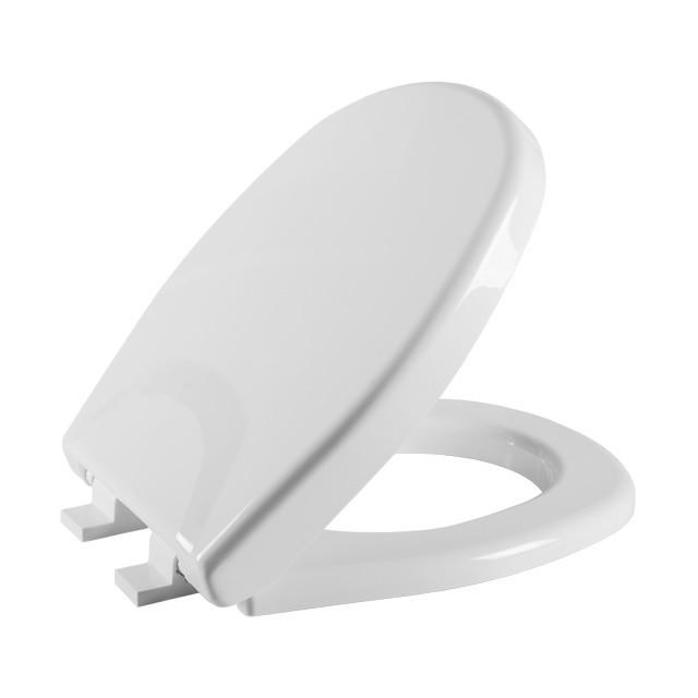 Assento Soft-Close ASPEN PP para Deca com Fechamento Suave