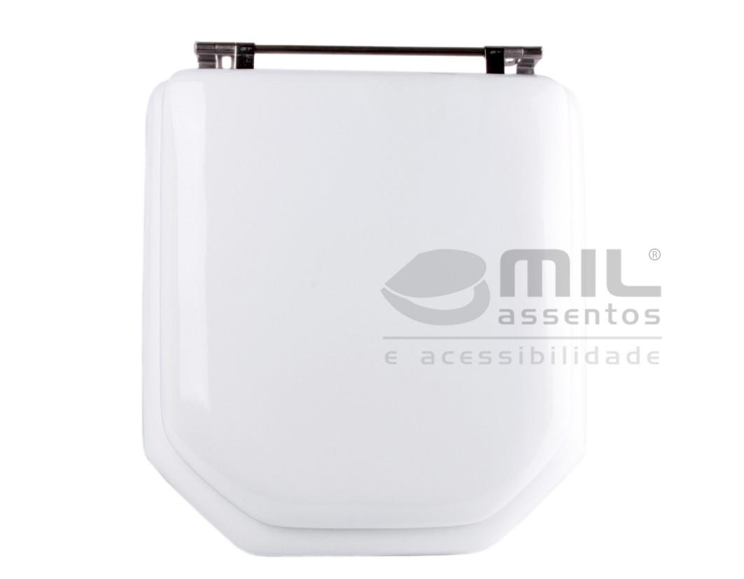 Assento Sanitário Atrium para  louça Incepa - Almofadado LUXO ou SUPER LUXO