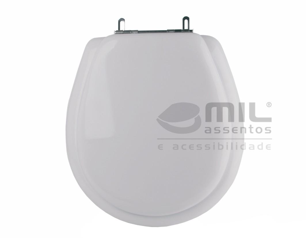 Assento Sanitário Avalon para  louça Ideal Standard - Almofadado LUXO ou SUPER LUXO