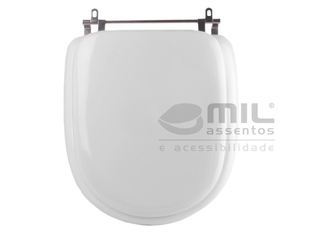 Assento Sanitário Calypso  para  louça Incepa - Almofadado LUXO ou SUPER LUXO