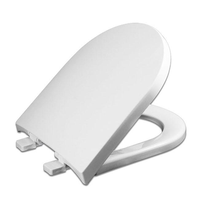 Assento Sanitário Carrara / Duna / Nuova / Link com Fechamento Suave SOFT CLOSE ou SLOW CLOSE em Polipropileno para Louça Deca