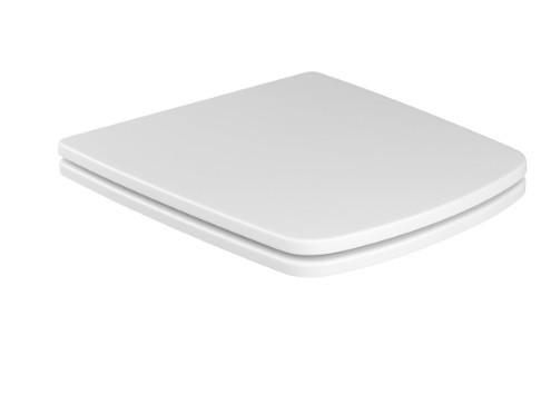 Assento BOUTIQUE Soft-Close Poliéster/Acrílico CLEAN para Louça Deca