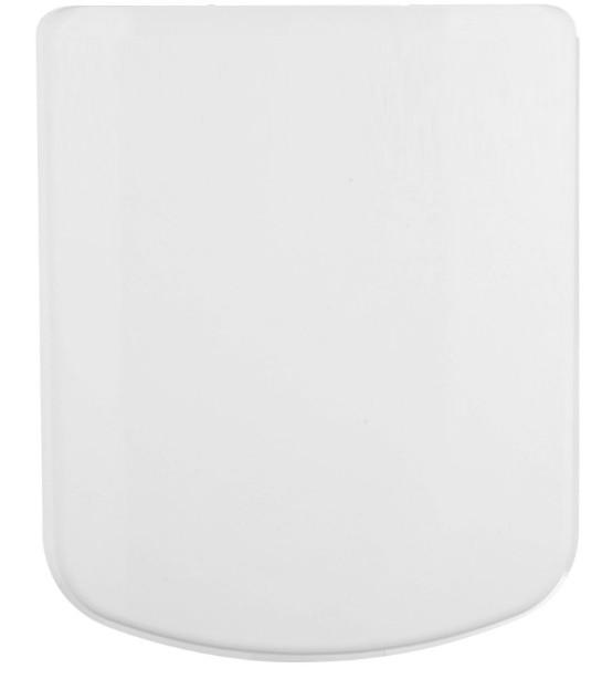 Assento Sanitário Dama Senso Original Roca com Fechamento Normal - cor branco em Resina Termofixa.