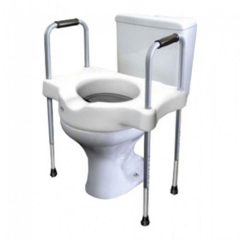 Assento Elevado SIT V Carci para Idosos, Desabilitados e Mobilidade Reduzida