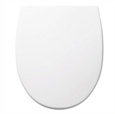 Assento Sanitário Eros com Fechamento  Suave SOFT CLOSE ou SLOW CLOSE em Resina Termofixa.