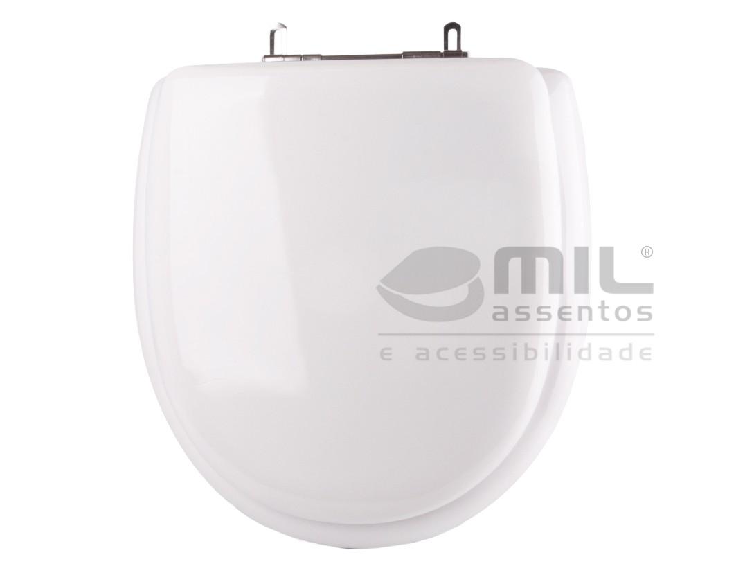 Assento Sanitário Eros para  louça Incepa - Almofadado LUXO ou SUPER LUXO