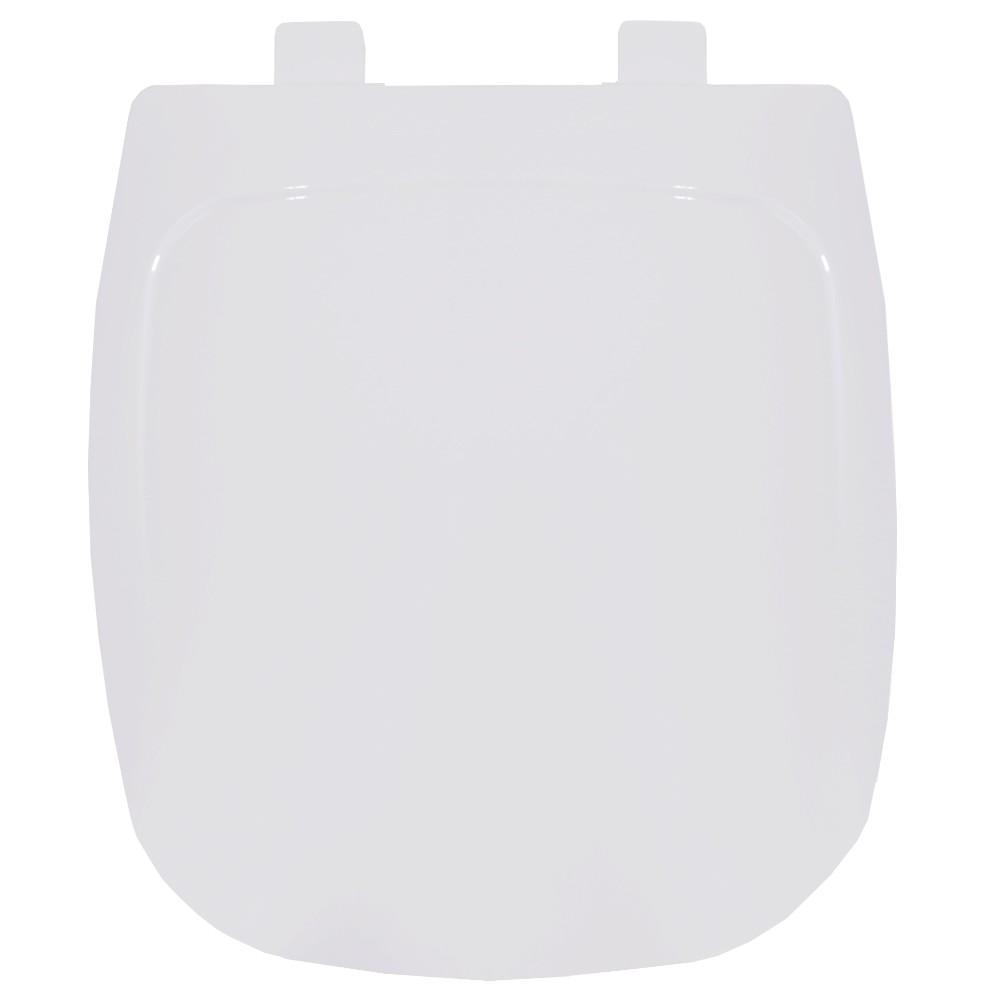 Assento Flex Soft-Close Branco Tupan PP Branco para Deca com Fechamento Suave