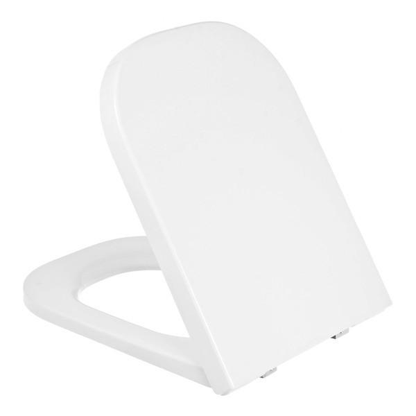 Assento GAP  Soft-Close ORIGINAL ROCA Branco com Fechamento Suave.