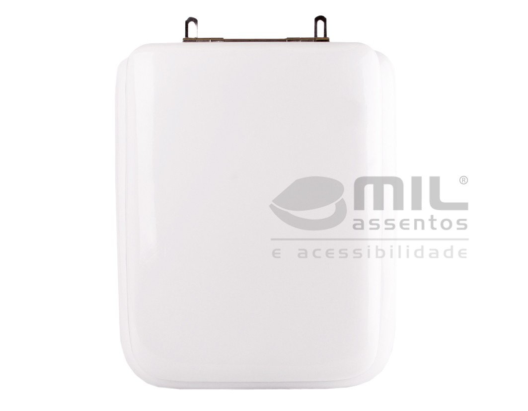 Assento Sanitário Gap para  louça Roca - Almofadado LUXO ou SUPER LUXO