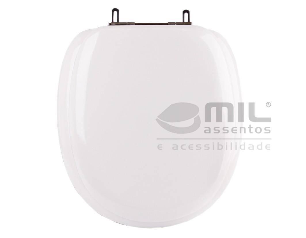 Assento Sanitário Massima  para  louça Incepa - Almofadado LUXO ou SUPER LUXO