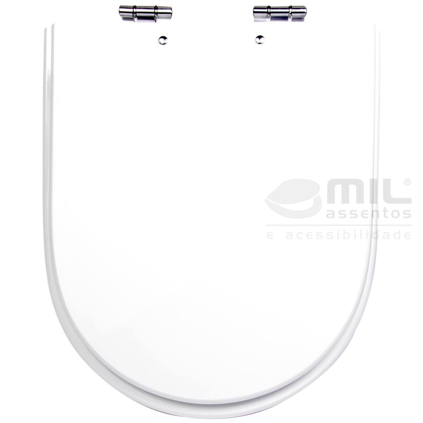 Assento Meridian Laqueado MDF Luxo para Roca.