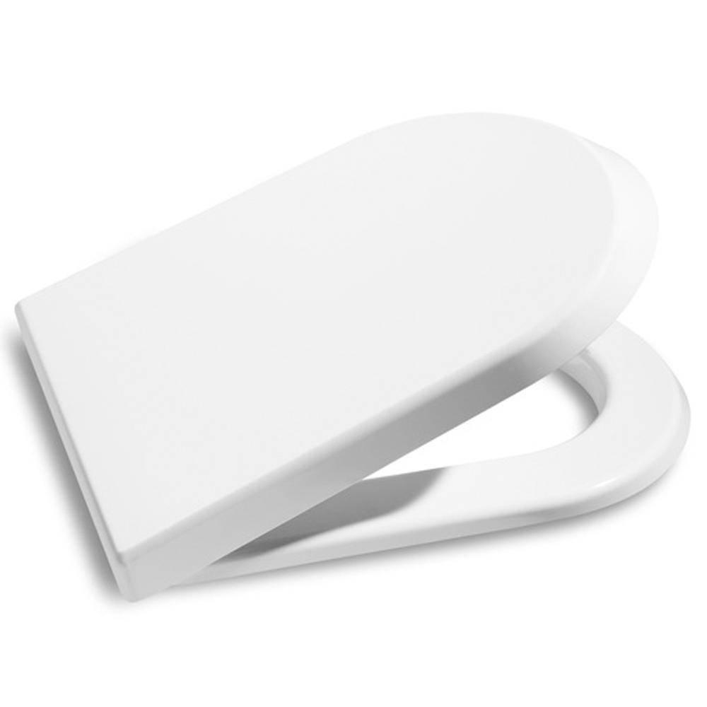Assento Sanitário Original Roca - Branco - Nexo com Fechamento Comum em Resina Termofixa.