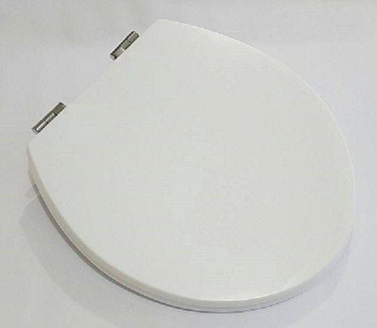 Assento BOUTIQUE Soft-Close Poliéster/Acrílico Ravena / Izy / Targa / Oval Convencional para Deca