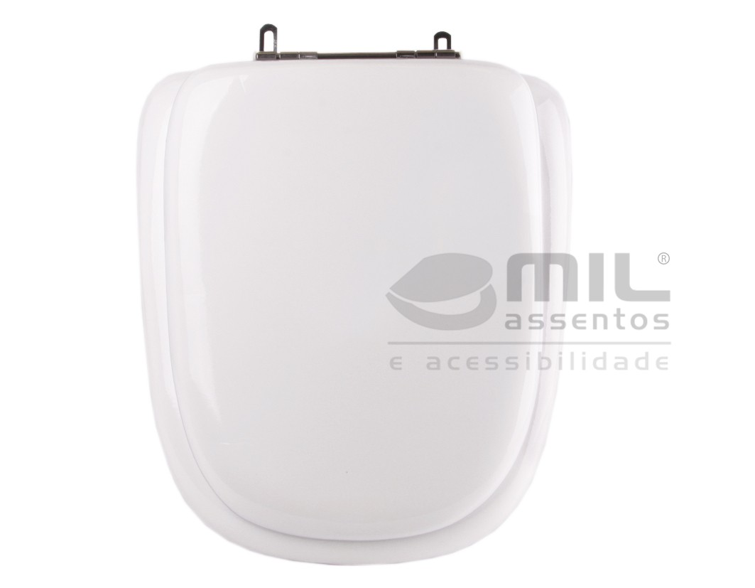 Assento Sanitário Scala para  louça Ideal Standard - Almofadado LUXO ou SUPER LUXO