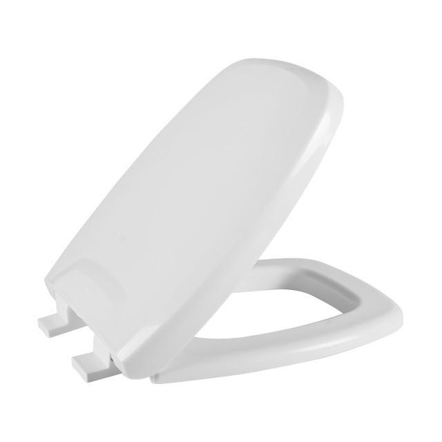 Assento Sanitário Stylus com Fechamento Suave SOFT CLOSE ou SLOW CLOSE Em Polipropileno para Louça Celite